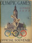 Olympic Games London 1948: Official Souvenir