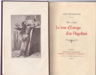 En 1592, Le Tour d`Europe d`un Flagellant